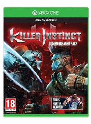 Killer Instinct: Combo Breaker Pack (Xbox One) £3.99 Delivered @ Grainger Games (£2.99 Pre Owned)
