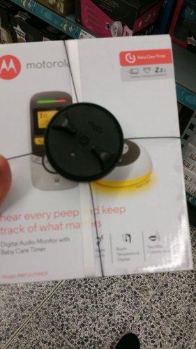 Motorola Baby Monitor and Timer £25 @ Asda instore