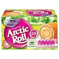 Birds Eye original arctic roll raspberry 260g now £1 (was 2.55) @ waitrose
