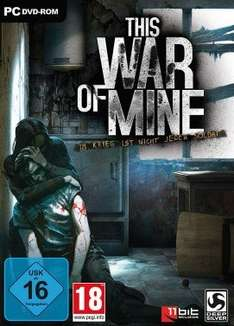 [Steam] This War Of Mine £4.55 (Instant-Gaming)