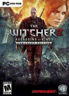[GOG]The Witcher 2: Assassins of Kings-Enhanced Edition (Instant-Gaming) £1.95