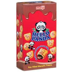Hello Panda Chocolate Biscuits 25g  £0.29 BUY 4 FOR £1 @ B&M