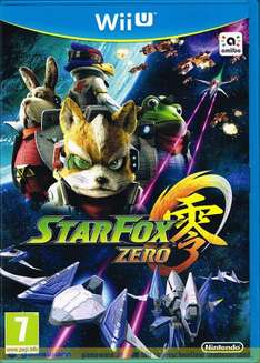 Star Fox Zero for Nintendo Wii U £20 @ GamesCentre