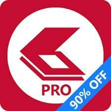 ABBYY FineScanner Pro 90% Android & iOS OFF
