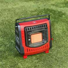 Portable Gas Heater was £16.99 now £4.99 @ B&M Stores