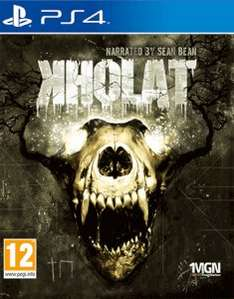 Kholat PS4 (pre-order for 26th August) from Zavvi for £12.99