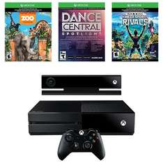 Xbox One Holiday Bundle with kinect ( 3 games) + Forza 6 and Overwatch Origins Edition (5 games in total) for £259 delivered @ Tesco Direct