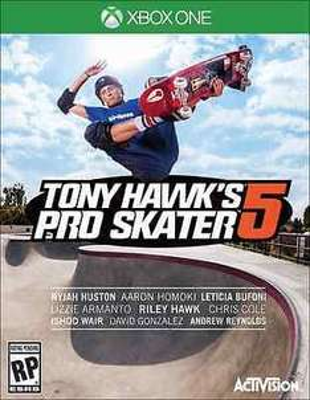 Tony Hawk's Pro Skater 5 (Xbox One) £6.99 Delivered @ Boomerang via eBay (Like New)