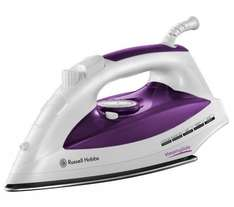 Russell Hobbs Steamglide 18651 Steam Iron £12.97/Breville VTT375  Stainless Steel Toaster £11.97 Currys