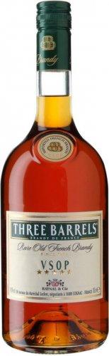 Three Barrels Brandy VSOP (700ml) was £17.00 now £13.00 @ Asda