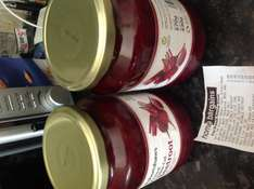 2 jars of beetroot £1 @ Home Bargains - Keighley