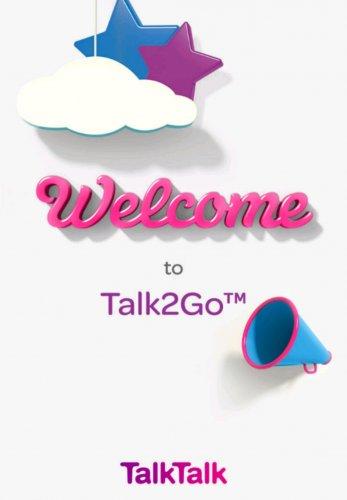 TalkTalk Customers - Talk2go Android app in back!