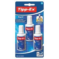 3 pack of TIPPEX reduced to 75p (single is £1.50 on same shelf) @ Sainsbury's