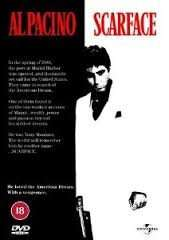 scarface Dvd £1 and lots more DVDs £1 @ Poundland