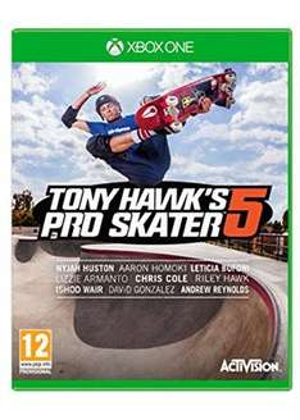 Tony Hawk's Pro Skater 5 (Xbox One) £8.99 Delivered @ Base