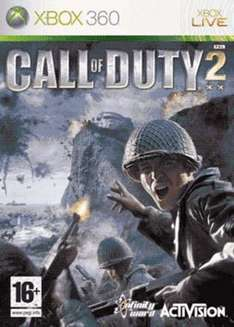 Call Of Duty 2 (Xbox 360) Pre-owned £4.99 @ Game