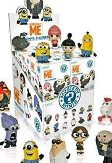 Funko pop minis blind boxes 57p + £3.00 delivery, please see description first. Do Not edit in the incorrect delivery. READ FIRST!  Dispatched from and sold by SegaSykes / Amazon