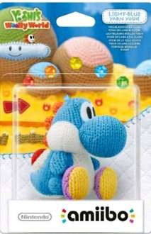 Nintendo Wii U/3DS Blue Yarn Yoshi amiibo @ Amazon.co.uk - £7.86 prime or £9.85 non-prime