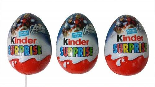 2x Avengers kinder surprise eggs £1 @ morrisons