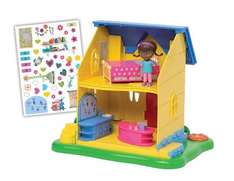 Doc McStuffins Dottie's Clinic Playset for £5 but and add on item on amazon.