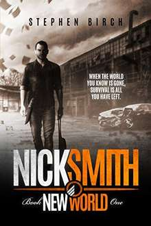Sci-Fi Read  -  New World:  (Nick Smith Series 1) Kindle Edition  - Free Download @ Amazon
