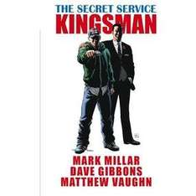 Kingsman: Secret Service (Signed by the legend that is Dave Gibbons) Graphic Novel £8.99 @ Forbidden Planet