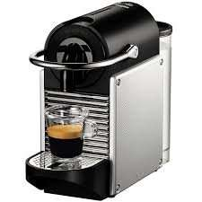 FREE Nespresso aerocino AT JOHN LEWIS when you buy a pixie coffee machine