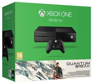 Xbox One 500GB Quantum Break Console Bundle + Xbox One Wireless controller + £20 Argos Voucher £199.99 @ Argos