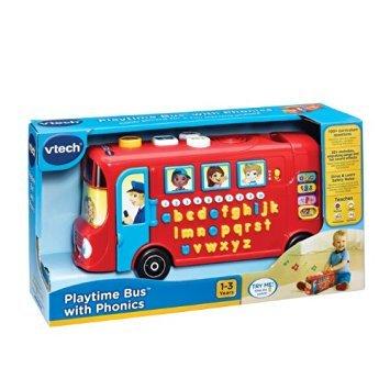 VTECH Playtime Bus £11 (Prime) £15.75 (non Prime) @ Amazon