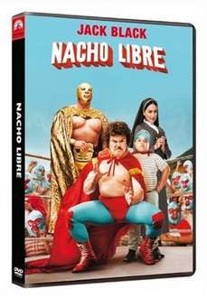 Nacho Libre (DVD) £0.99 (Prime) £2.99 (Nonprime) Delivered @ Sold by A ENTERTAINMENT and Fulfilled by Amazon