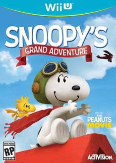 [Wii U] The Peanuts Movie: Snoopys Grand Adventure - £9.99 - TheGameCollection