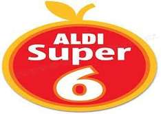 Aldi - Super 6 Fruit & Vegetables - 39p/49p from 25th August - 7th September 2016: Garlic (4); Cauliflower; Snack Pack Grapes (170g); Chantenay Carrots (500g); Savoy Cabbage; Onions (1Kg); Courgettes; Parsnips...