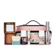 Benefit 5 Piece Best of Benefit Make-Up Collection with Bag for £49.92 delivered at QVC