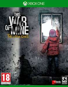 This War Of Mine: The Little Ones £8.91 / Life is Strange: Limited Edition £10.99 (Xbox One) Delivered @ Boomerang via eBay (Like New)