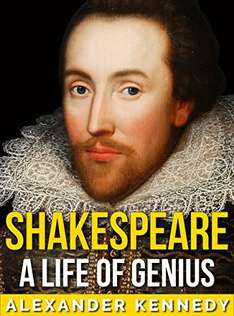 Excellent  Historical Biographies of  Shakespeare, Darwin & Jefferson [Kindle Editions]  - Free Downloads  @ Amazon