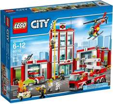 Lego city fire station £55, plus spend £60 and get £10 worth of tesco club card points