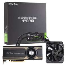 EVGA GeForce GTX 980 Ti 6GB HYBRID £398.99 @ eBuyer