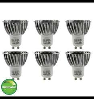 GU10 5w led bulbs 6 pack £1.50 @ Asda - Bradford