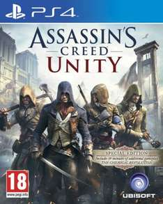 Assassin's Creed Unity  £8 - Tesco Direct - PS4 / XBOX ONE £8 @ Tesco Direct