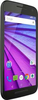 Sim Free Motorola Moto G 3rd Generation.16GB Rom. 2GB Ram. Black. £119.99 @ Amazon