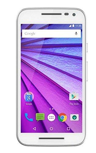 Sim Free Motorola Moto G 3rd Generation.8GB Rom. 1GB Ram. White. £99.99 @ Amazon (Matches John Lewis)