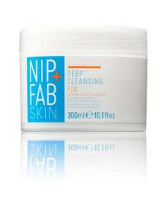 Nip + Fab Deep Cleansing Fix - 2 for 1 & Free Delivery - £7.95