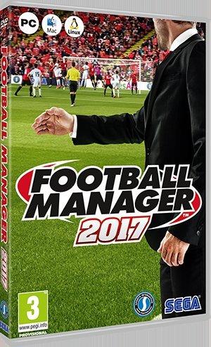 Football Manager 2017 PC/Mac £25.99 ( £24.69 ish with 5% fbook code) @ CD Keys