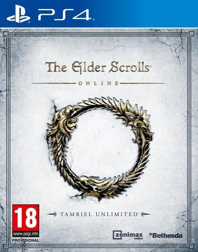 The Elder Scrolls Online Tamriel Unlimited (PS4) £8 (Prime) (£1.99 delivery for Non Prime) @ Amazon