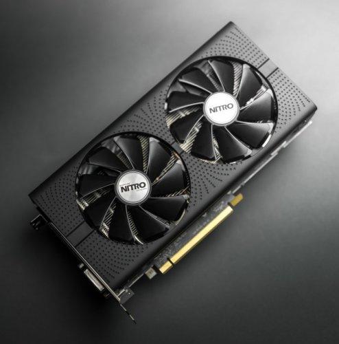 Sapphire Radeon RX 480 Nitro+ 4GB - £198.99 @ Ebuyer