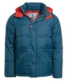 Superdry Standard Hooded Mountain Jacket (blue-£28 /Alloy Orange-£24) - XL size only £27.99 @ Superdry Ebay Outlet