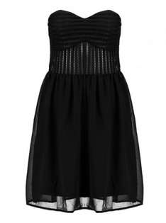 Upto 75% Off Sale + 30% Off Full Price Items @ Blue Inc ie Strapless Bandeau Skater Dress was £20 now £5