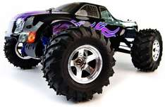 Conquistador Nitro RC Monster Truck With Free Fuel And Starter Set! £149.99 @ NitroTek