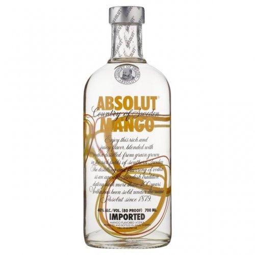Absolut Vodka Mango 70cl £15 @ Morrisons