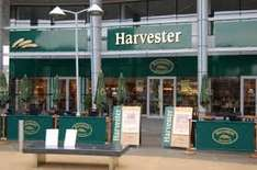 Harvester free meal for GCSE students (when you buy another)